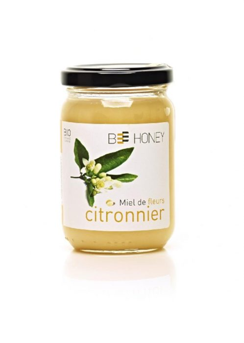 Bee Honey - Miel de fleurs de citronnier