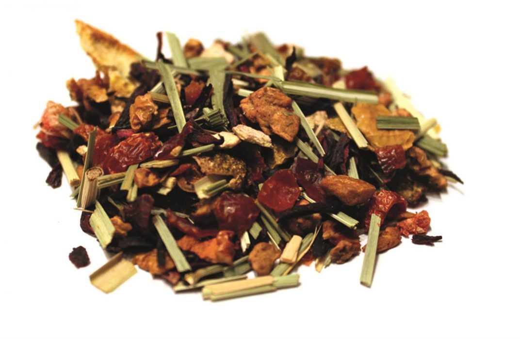 Tisane Explosion de fruits